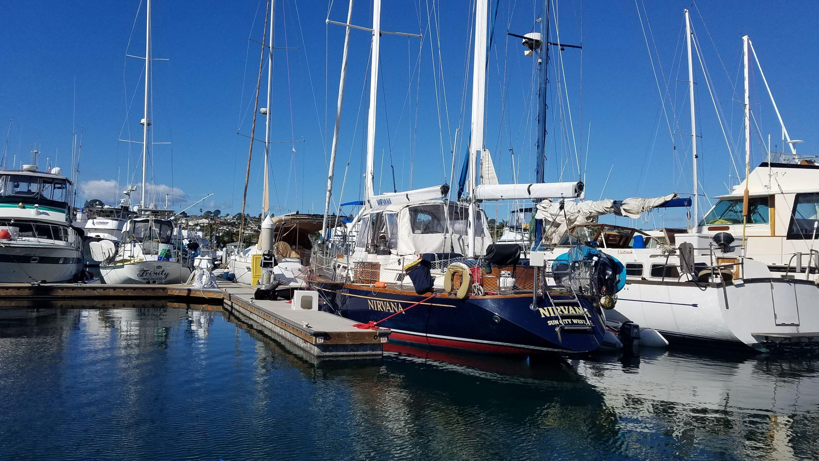 Picture Of:  48' Kong & Halvorsen Dawn 48 / Ketch 1983Yacht For Sale | 28