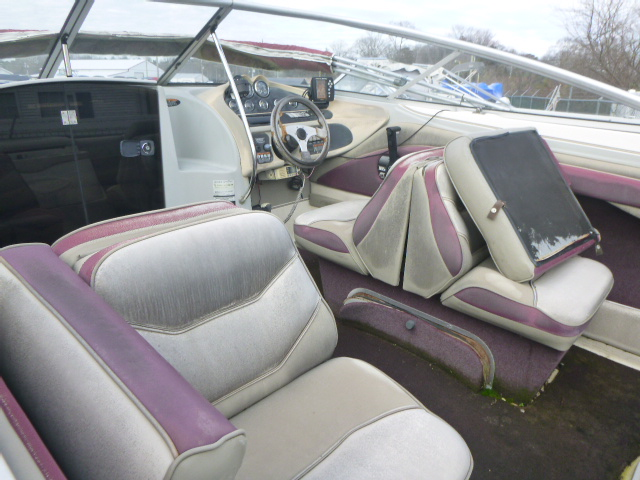 1997 Maxum boat for sale, model of the boat is 2152MN & Image # 6 of 7