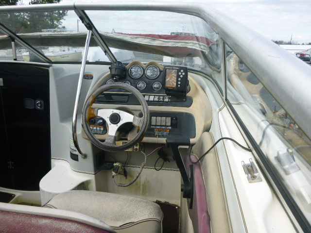 1997 Maxum boat for sale, model of the boat is 2152MN & Image # 7 of 7