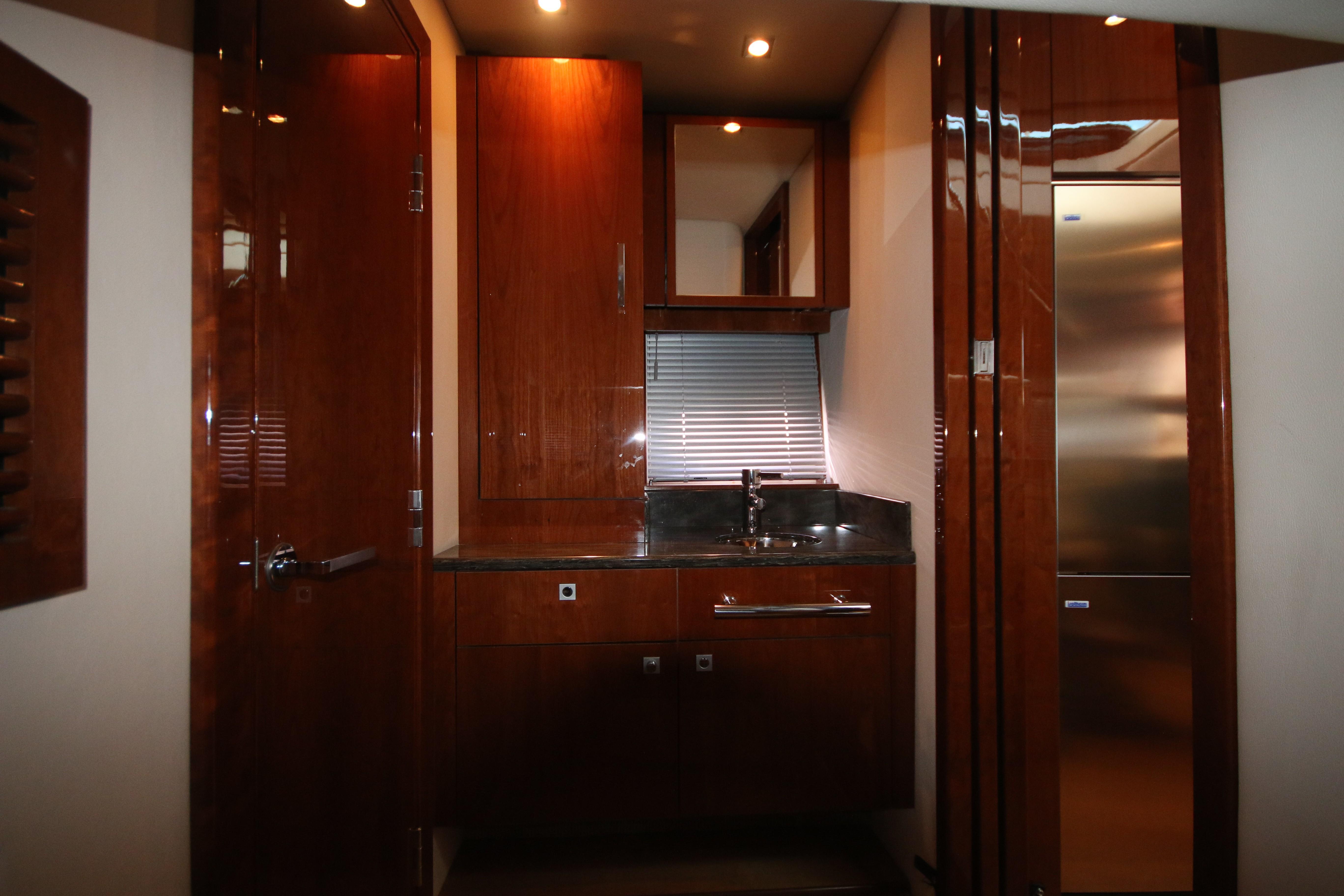 guest cabin vanity
