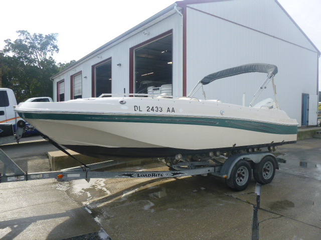 2005 Azure boat for sale, model of the boat is AZ210 & Image # 1 of 13