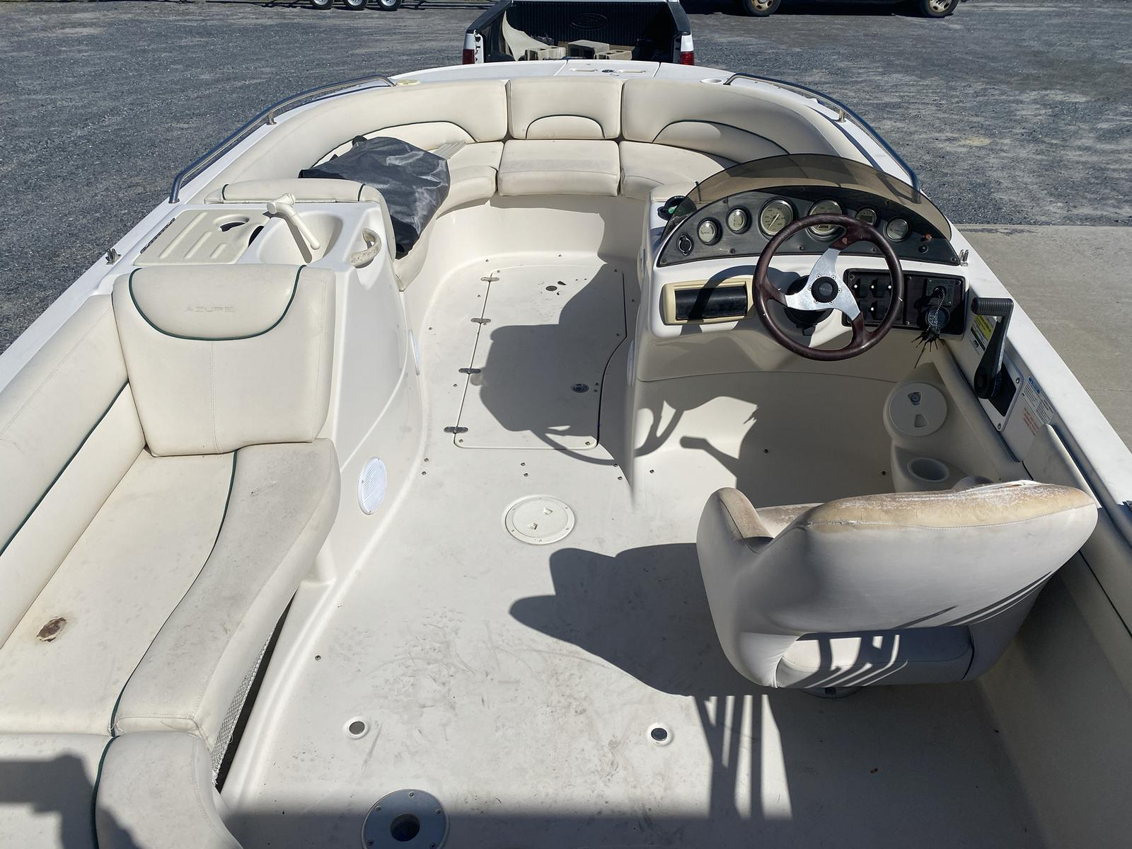 2005 Azure boat for sale, model of the boat is AZ210 & Image # 4 of 13