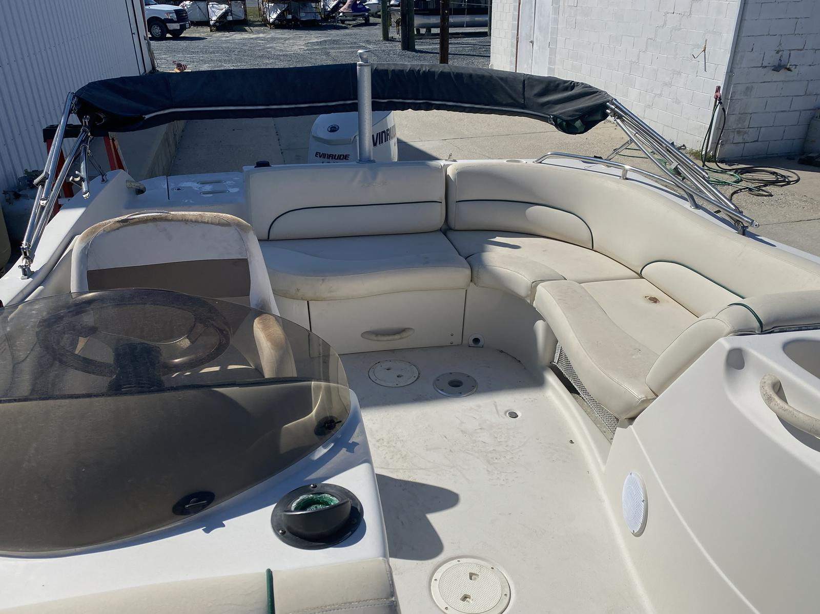 2005 Azure boat for sale, model of the boat is AZ210 & Image # 6 of 13
