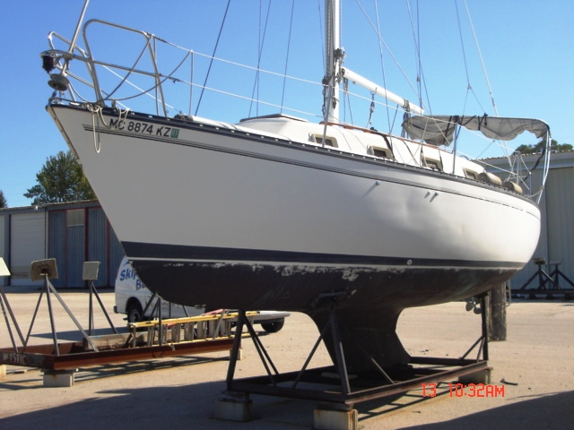 1979 Hunter 30 Sloop
