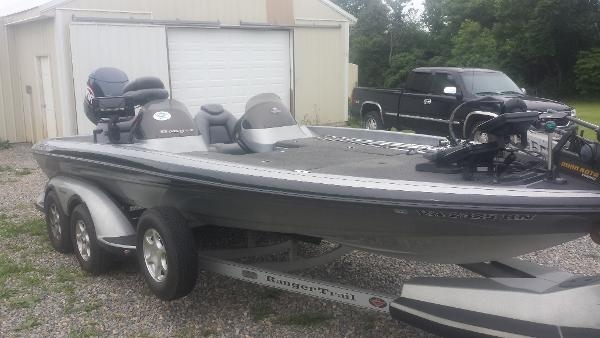 2003 Ranger Boats 521dvx Comanche