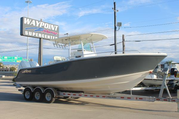 2020 Mako boat for sale, model of the boat is 284 CC & Image # 1 of 50
