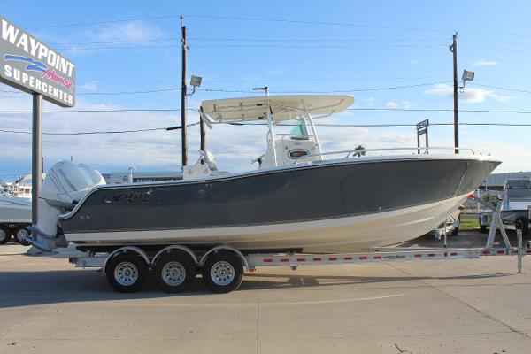 2020 Mako boat for sale, model of the boat is 284 CC & Image # 4 of 50