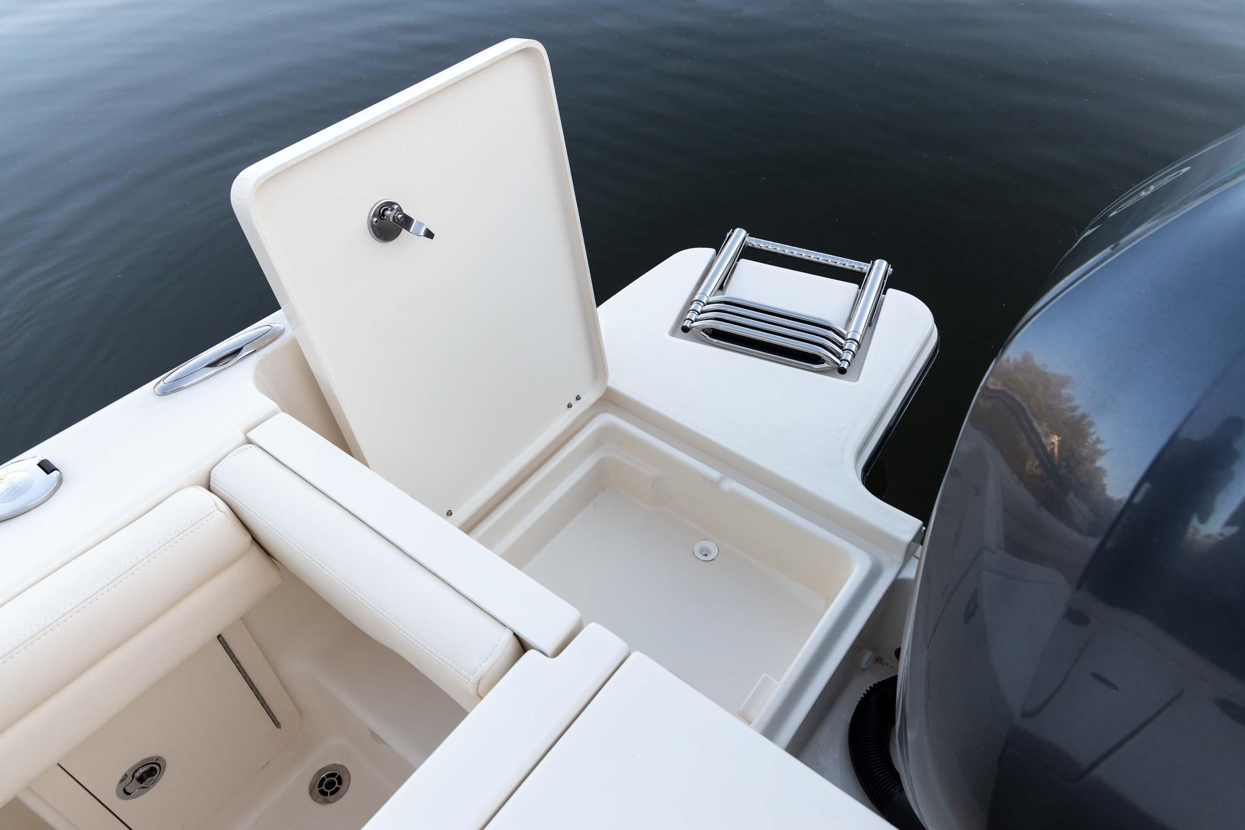 2020 Grady-White Fisherman 236
