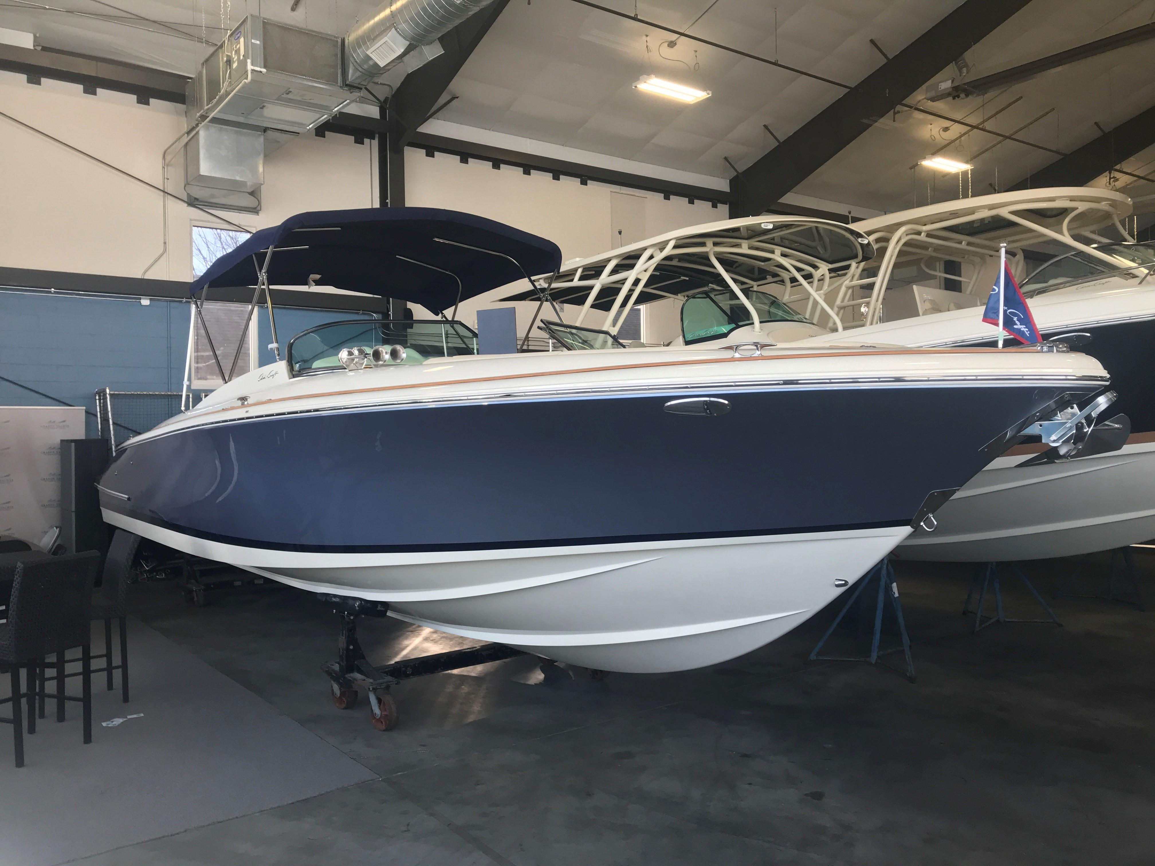 N60028 2018 Chris-Craft Launch 34 yacht for sale in