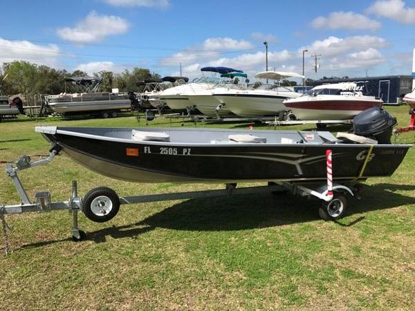 2016 G3 BOATS GUIDE V14 for sale