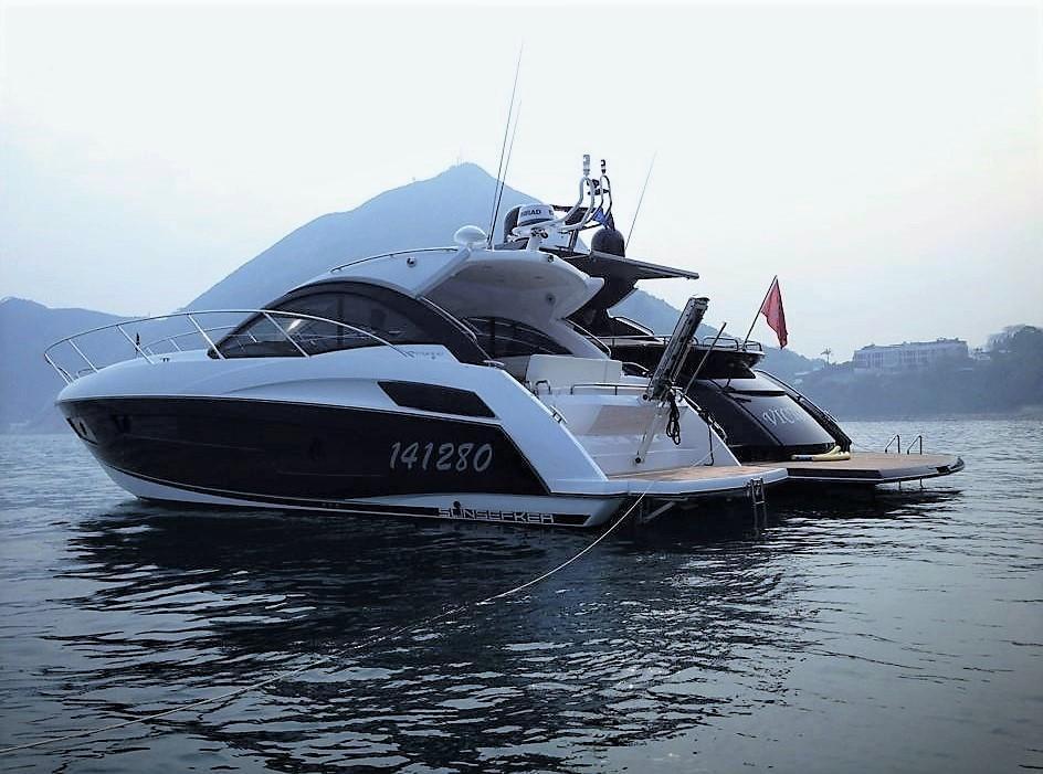 42.4 ft Sunseeker Portofino 40