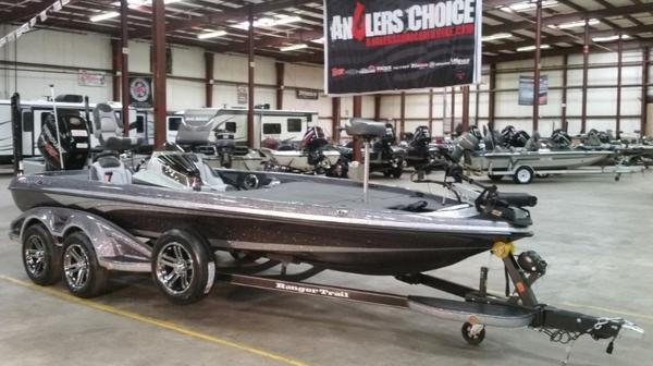 2018 RANGER BOATS Z521C CUP for sale