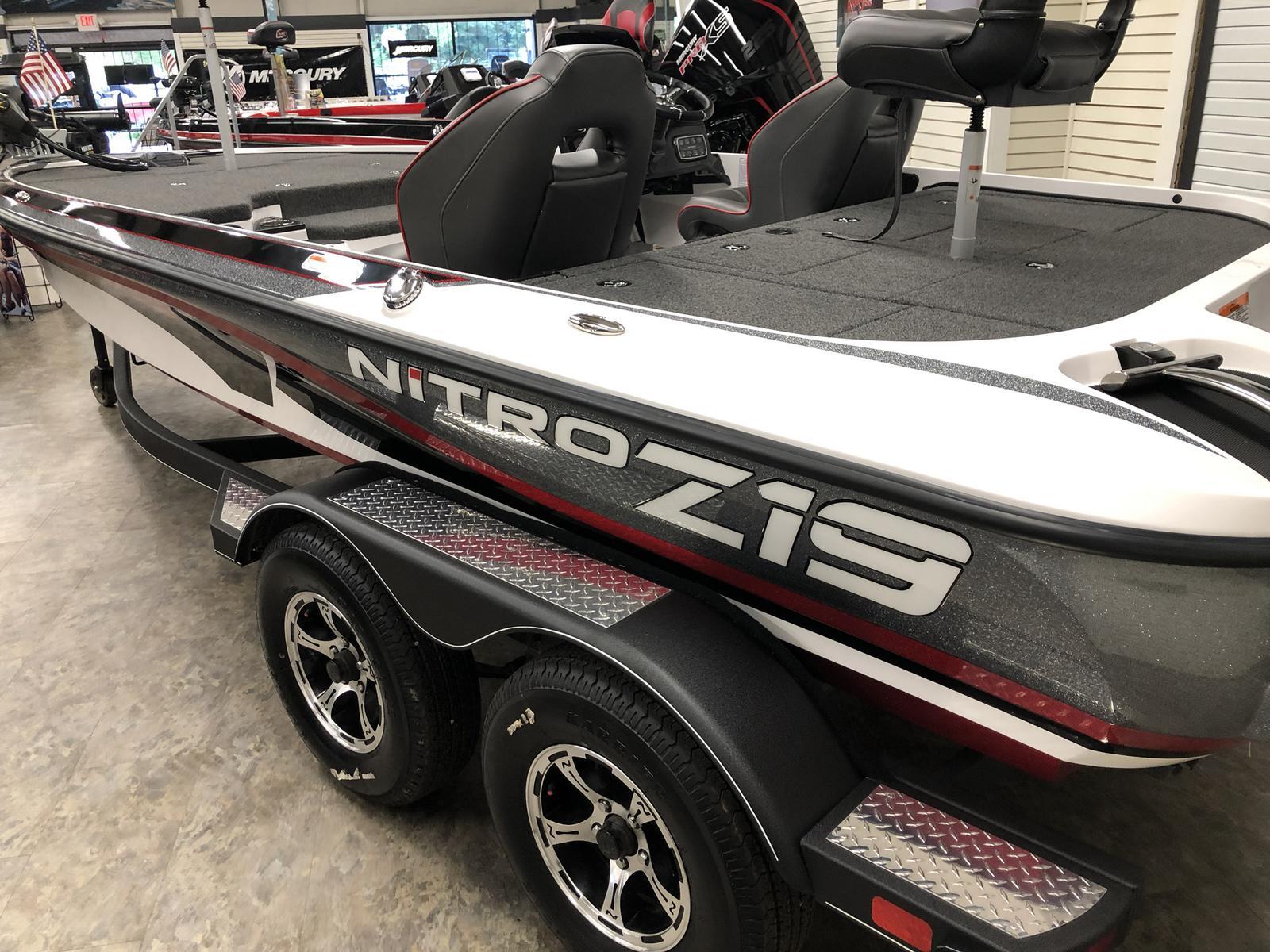 2019 Nitro boat for sale, model of the boat is Z19 & Image # 1 of 39