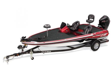 2019 Nitro boat for sale, model of the boat is Z19 & Image # 10 of 39