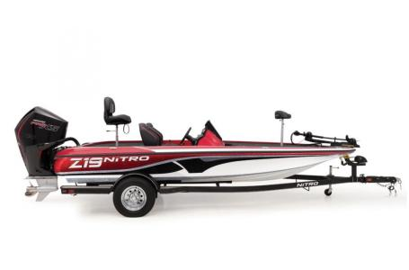2019 Nitro boat for sale, model of the boat is Z19 & Image # 13 of 39