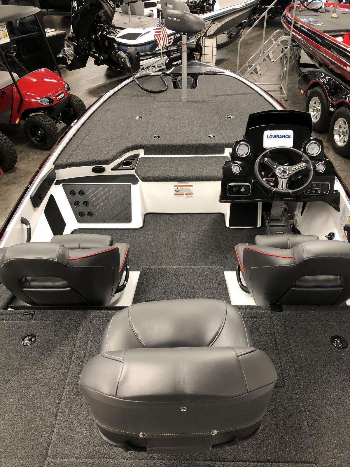 2019 Nitro boat for sale, model of the boat is Z19 & Image # 24 of 39