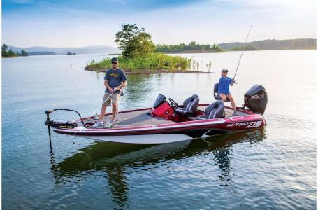 2019 Nitro boat for sale, model of the boat is Z19 & Image # 34 of 39