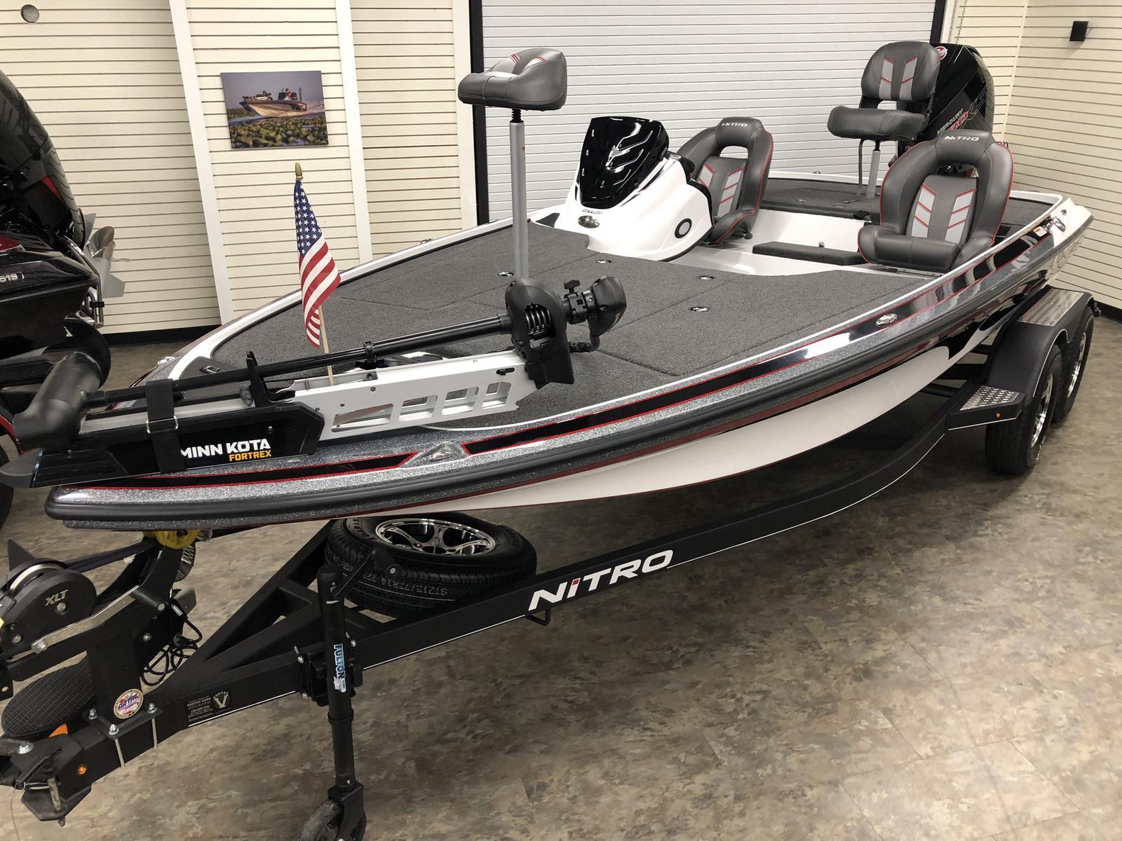2019 Nitro boat for sale, model of the boat is Z19 & Image # 39 of 39