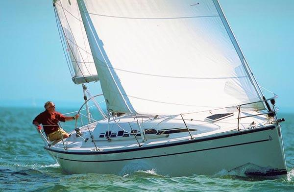 Dehler 36 JV boat for sale