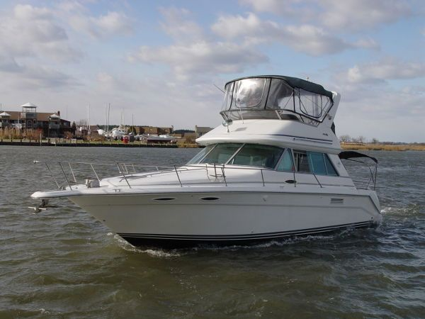 Sea Ray 370 Sedan Bridge Convertible Boats. Listing Number: M-3579611