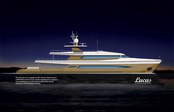 HYS Yachts Custom Conversion Project