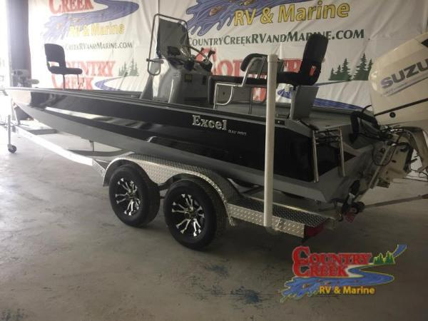 2018 Excel boat for sale, model of the boat is 220 Bay Pro & Image # 2 of 21