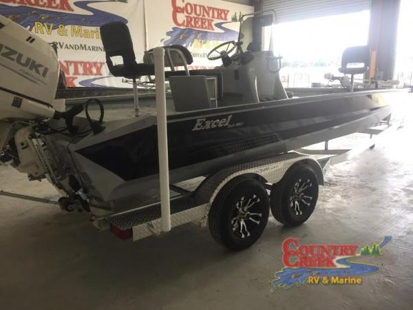 2018 Excel boat for sale, model of the boat is 220 Bay Pro & Image # 6 of 21