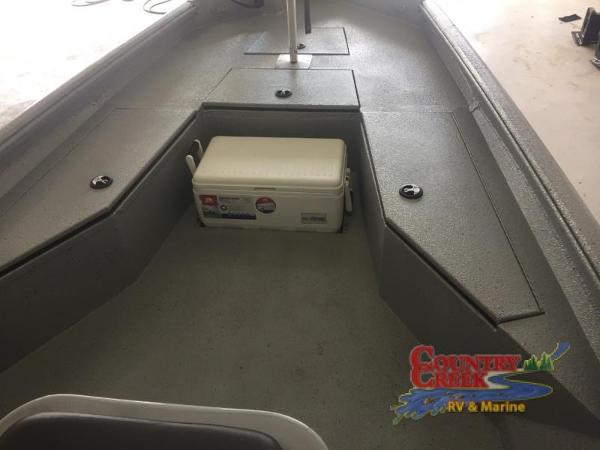 2018 Excel boat for sale, model of the boat is 220 Bay Pro & Image # 16 of 21