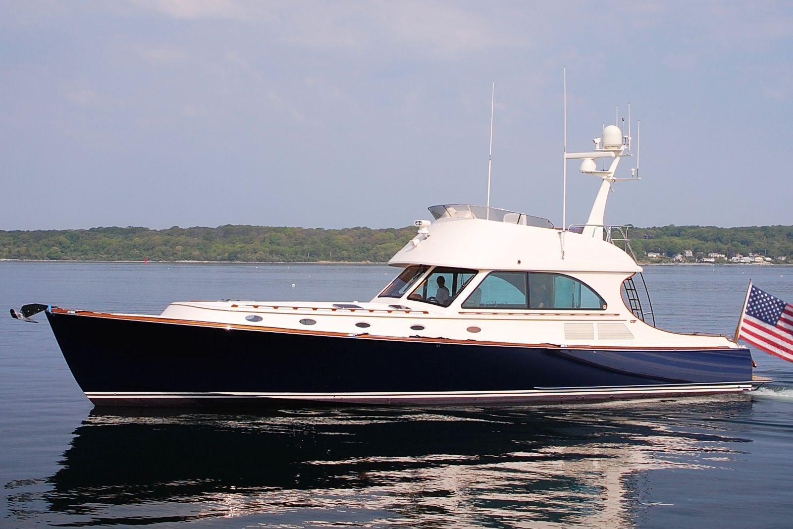 55' Hinckley 2006