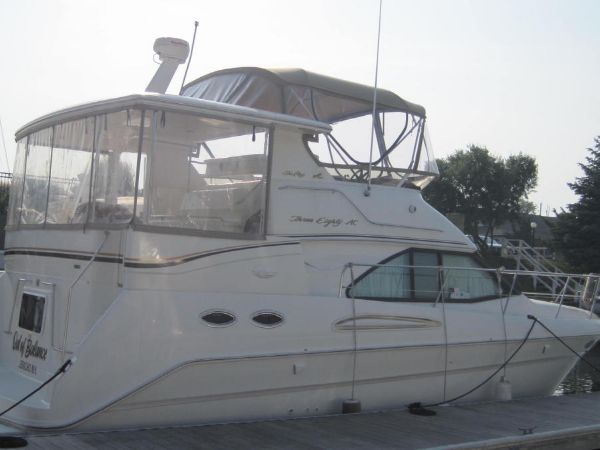 Sea Ray 380 Aft Cabin Motor Yachts. Listing Number: M-3649618