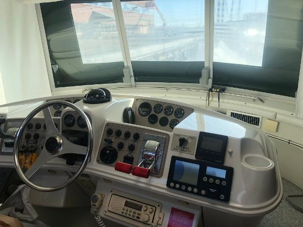Carver 455 Motor Yacht Brokerage New England