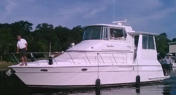 Carver 455 Motor Yacht BoatsalesListing Buy