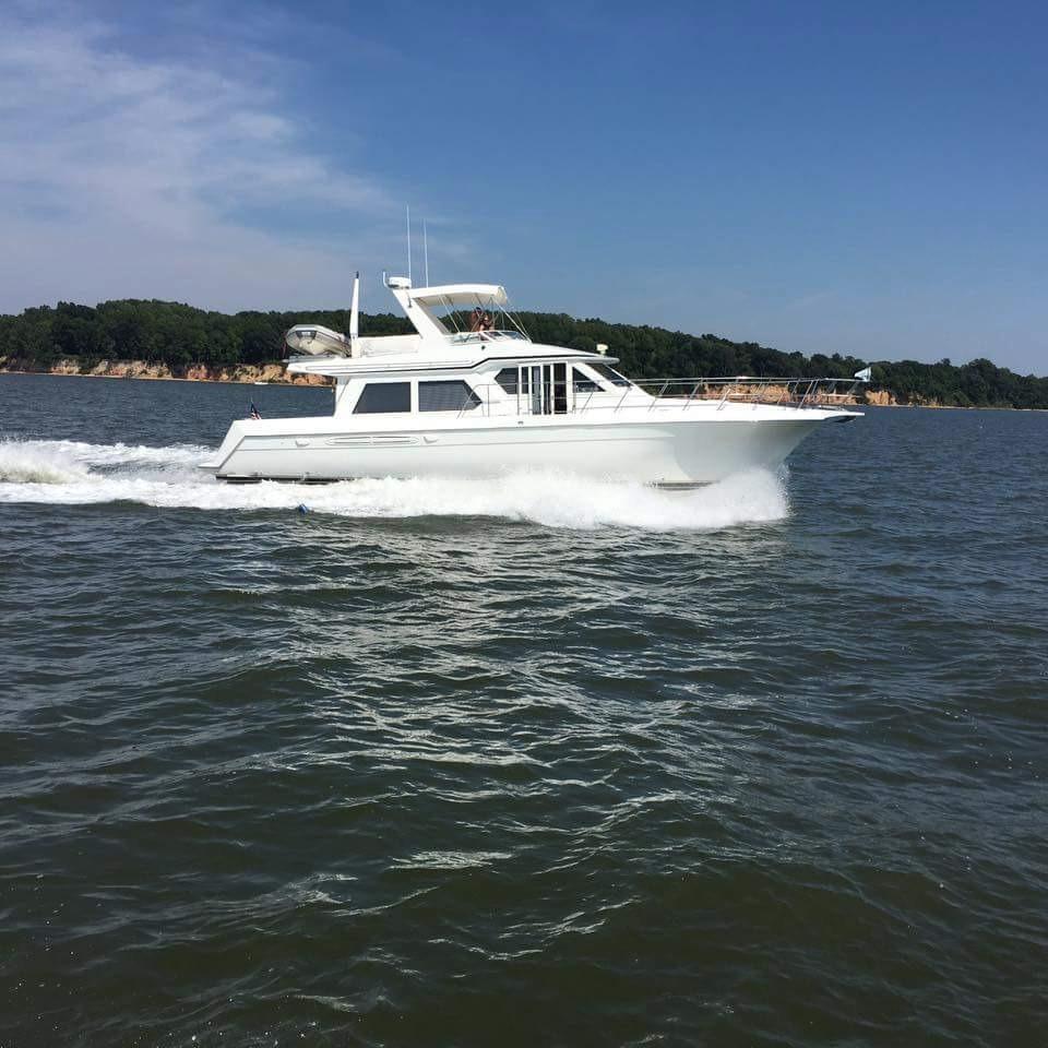 Navigator 53 Motoryacht