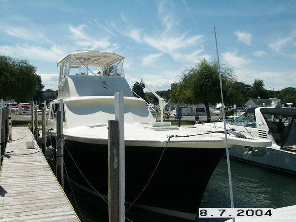 Hatteras Flybridge Convertible Convertible Boats. Listing Number: M-3329625