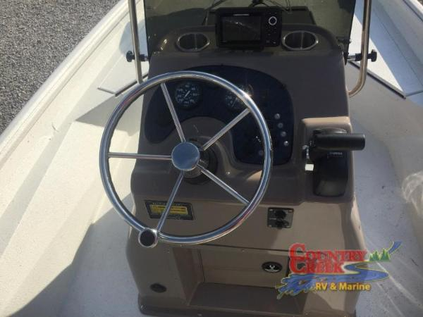 2018 Excel boat for sale, model of the boat is 203 Bay Pro & Image # 14 of 21