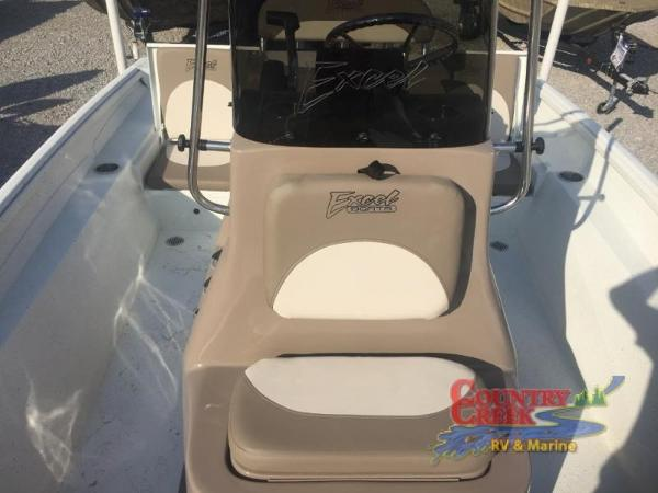2018 Excel boat for sale, model of the boat is 203 Bay Pro & Image # 17 of 21