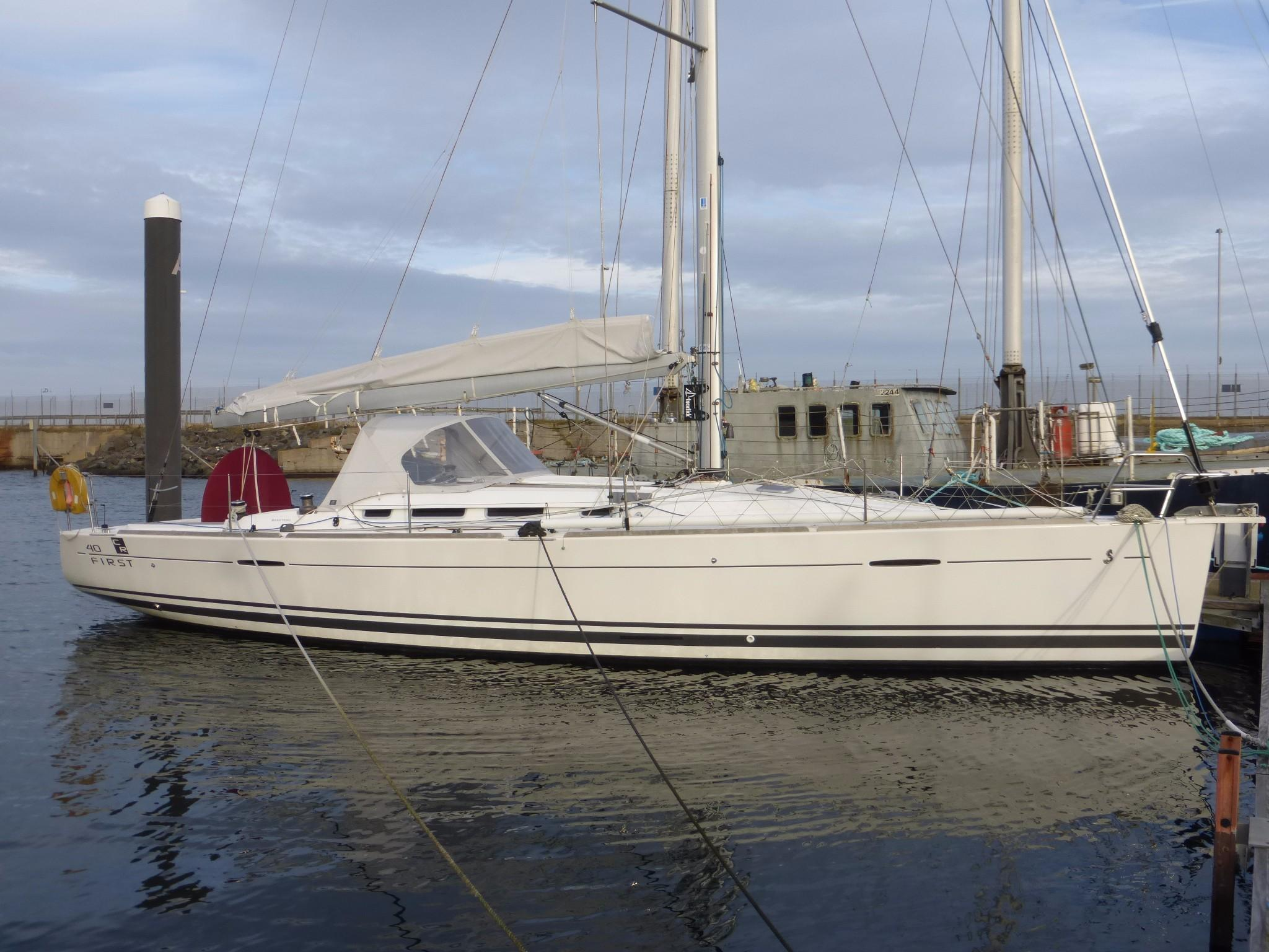 Beneteau First 40 CR