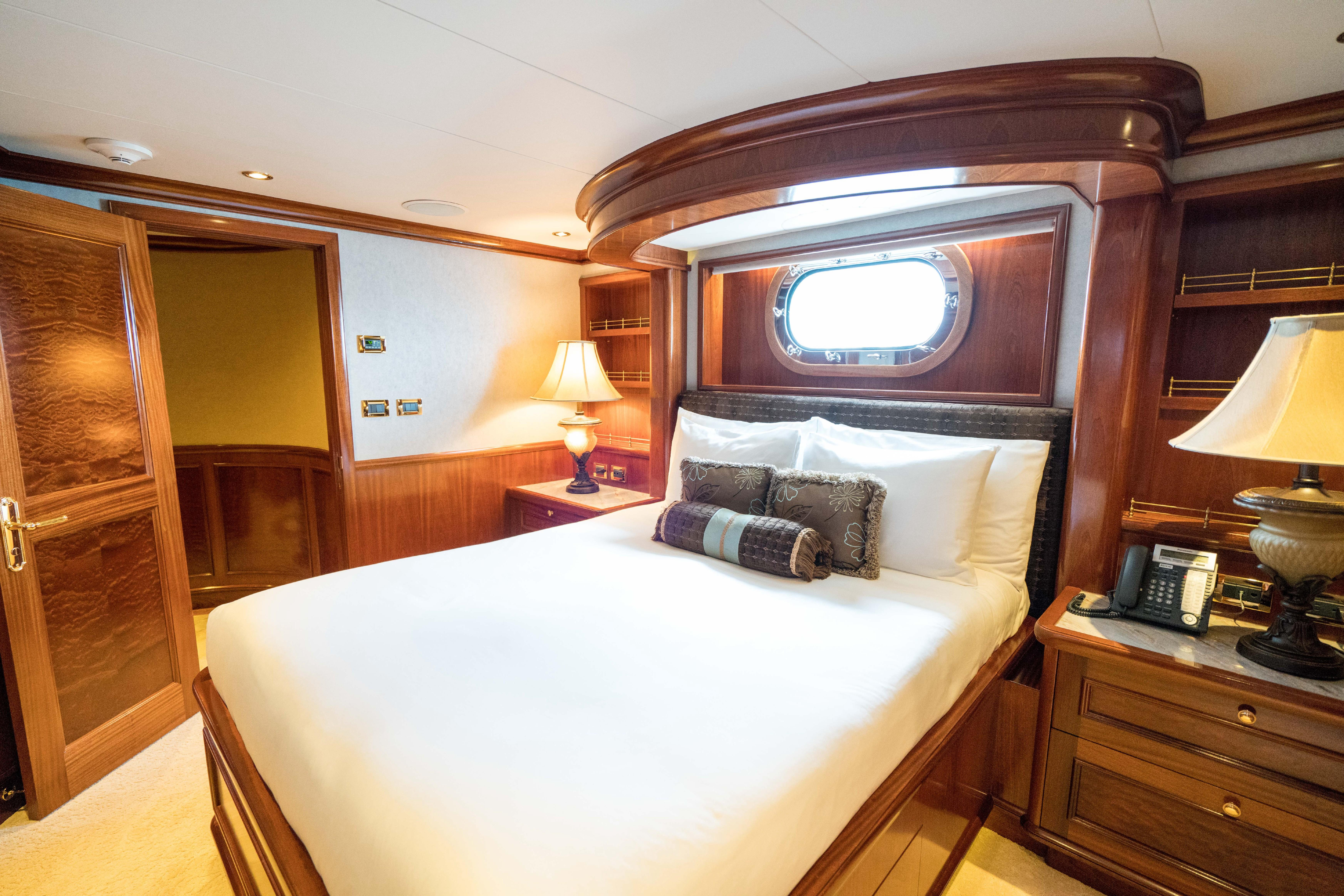 SECOND QUEEN STATEROOM