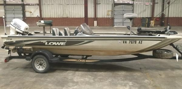 2001 LOWE 170 for sale