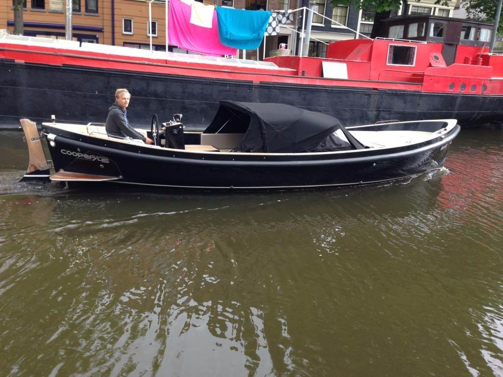 Cooper Yachts 745E