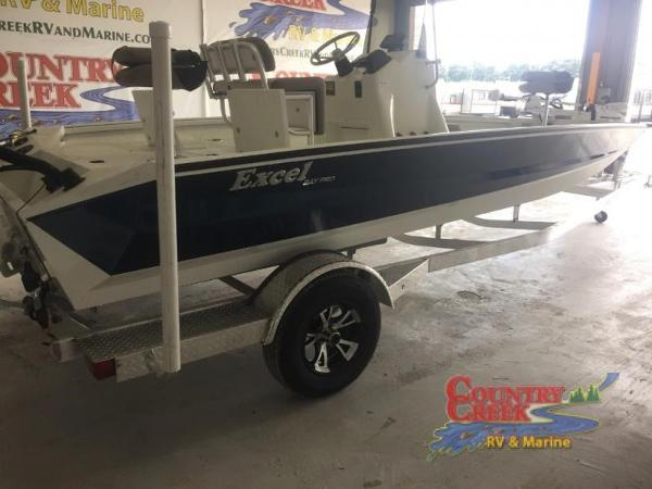 2018 Excel boat for sale, model of the boat is 203 Bay Pro & Image # 6 of 20