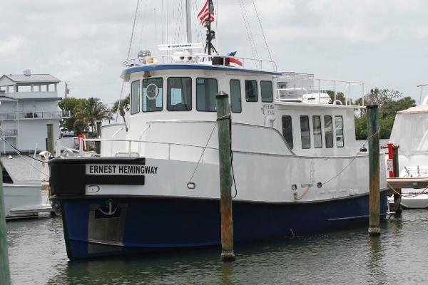 40' Wetsig 2004 C Tug Trawler