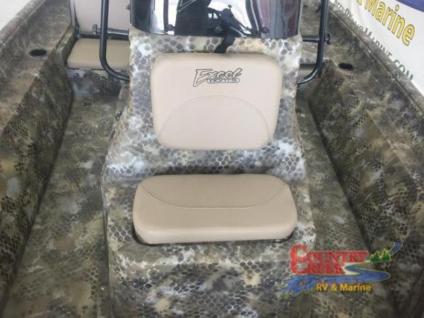 2018 Excel boat for sale, model of the boat is 203 Bay Pro & Image # 13 of 13