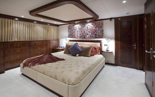 Forward Port Queen Stateroom