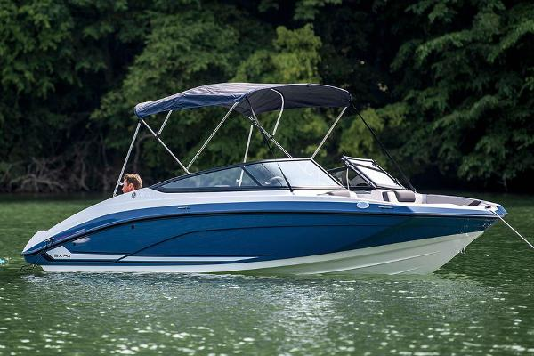 2020 Yamaha boat for sale, model of the boat is SX190 & Image # 5 of 8