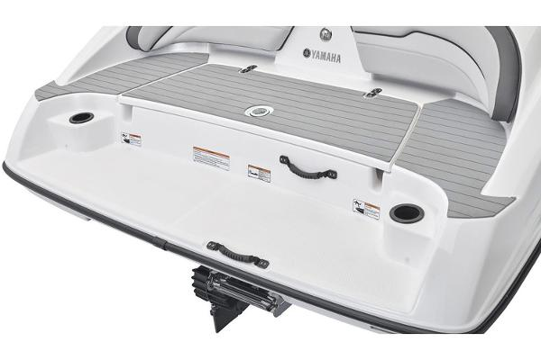 2020 Yamaha boat for sale, model of the boat is AR190 & Image # 7 of 8