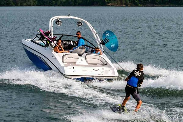 2020 Yamaha boat for sale, model of the boat is AR190 & Image # 5 of 8