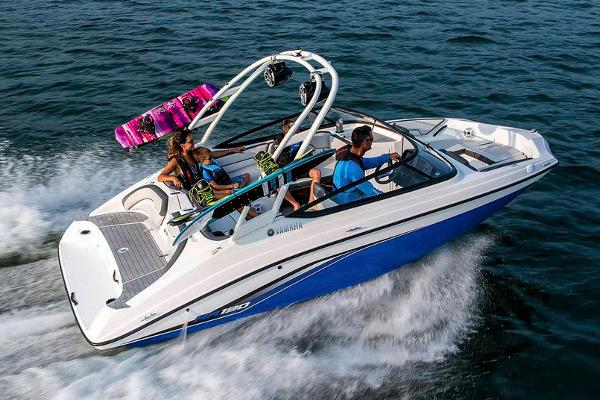 2020 Yamaha boat for sale, model of the boat is AR190 & Image # 3 of 8