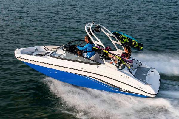 2020 Yamaha boat for sale, model of the boat is AR190 & Image # 2 of 8