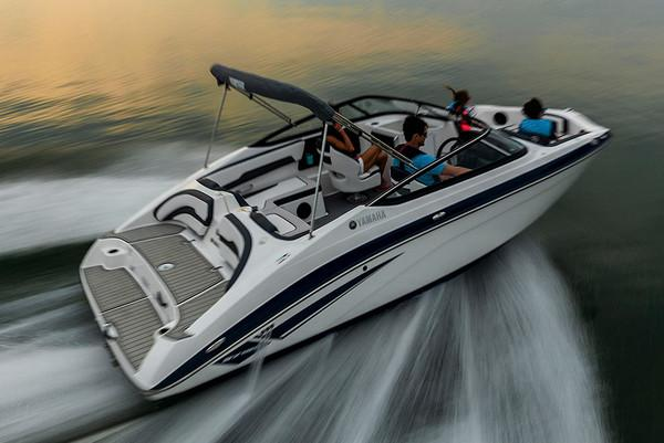 2020 Yamaha boat for sale, model of the boat is SX195 & Image # 2 of 9